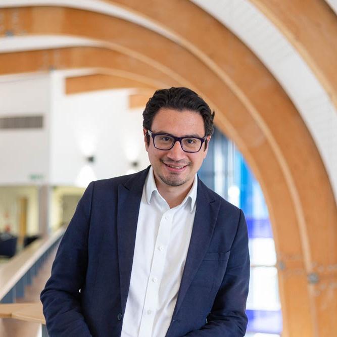 Dr Rodrigo Perez Vega - Digital Marketing Consultant