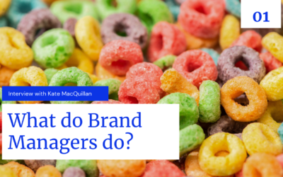 What do brand managers do?